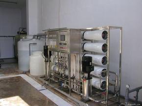 双级反渗透制取纯水设备