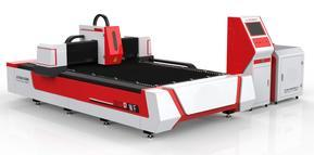 广告激光切割机-金属广告字光纤激光切割机价格