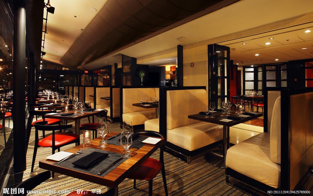成都高档西餐厅装修设计/特色西餐厅装修设计/西餐厅效果图