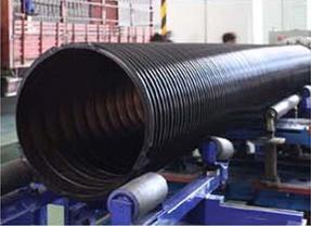 HDPE塑钢缠绕排水管—华瀚