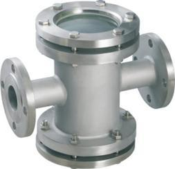 化工部标准直通视镜,机械部标准视镜