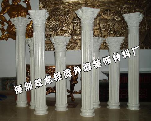 装饰罗马柱/欧式建筑罗马柱/深圳罗马柱线条厂