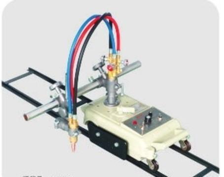 半自动小型火焰切割机