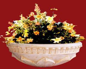 黄金沙艺术人造石砂岩花盆