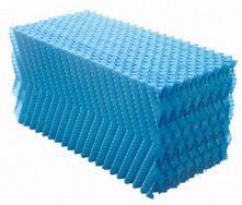 冷却塔双向波填料,斜角错填料,冷却塔填料生产厂家