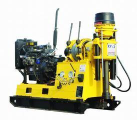 恒旺500米XY-3型液压钻机