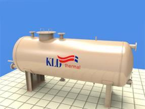 KLD除氧热水箱