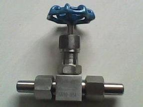 J21W-16P外螺纹针型阀