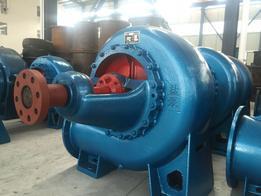 400HW(16寸)混流泵