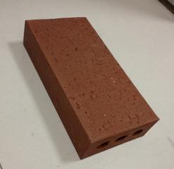 易道高强度页岩烧结铺路砖230*115*50