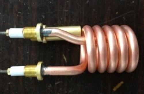 供应即热式紫铜电热管
