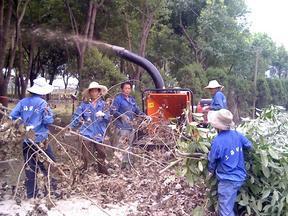 饲料加工树枝粉碎制造专用粉碎机