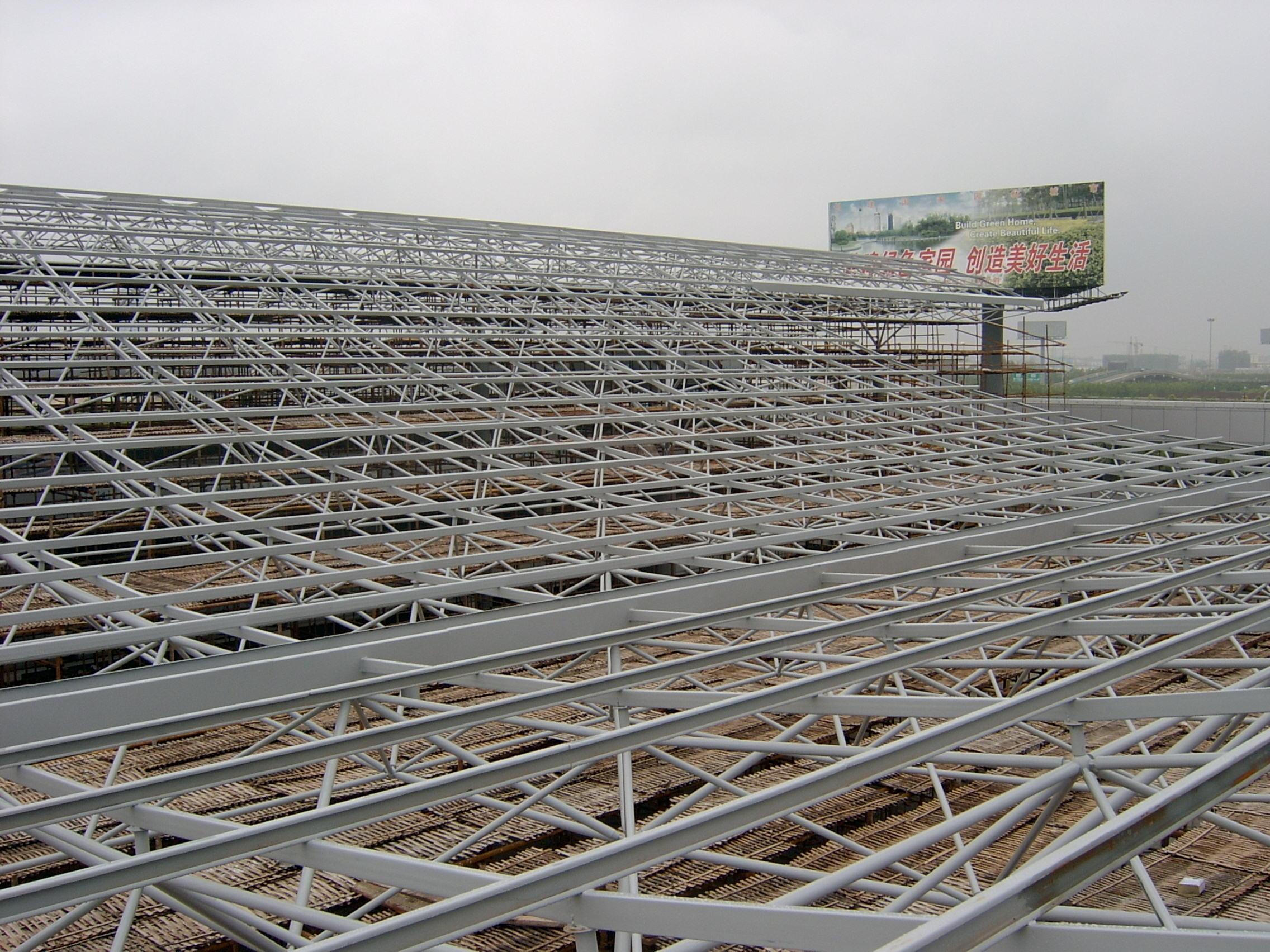 钢结构,网架