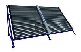 华扬太阳能横插式集热器