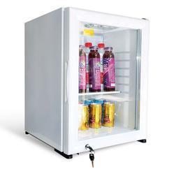 索菲32升玻璃门全静音客房吸收式小冰箱