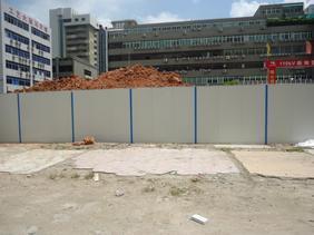 彩钢板活动围墙,优质彩钢板,精品活动围墙