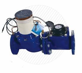 电池型防水射频卡预付费水表