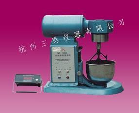 NJ-160A水泥胶砂搅拌机(三思仪器)