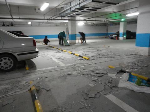 如何用去除車庫水泥地面的機油痕跡