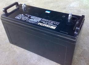 科华驱动力ups免维护蓄电池200AH 12V