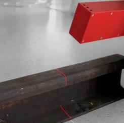 OPTIMESS 2D激光传感器测量轨道波磨和截面