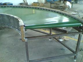 皮带输送机|滚筒|塑料网带|上海科茸机械
