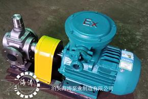 供应KCB不锈钢齿轮泵,高品质售后优