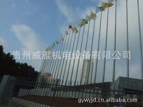 贵阳旗杆厂家/贵州旗杆厂家---贵州省体育馆