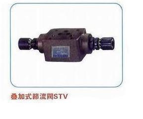 叠加式节流阀,高压定量葉泵,油箱