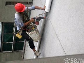上海青浦区外墙水管安装 旧排水管维修更换