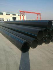 安阳PE管材管件 安阳市政专用给水管 自来水管 灌溉管 各种口径 PE管
