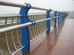桥梁护栏来图纸加工定制服务
