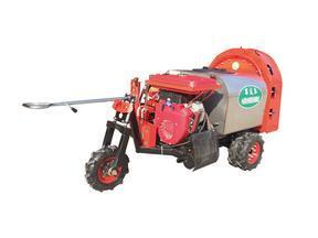 果友乐牌果园超级喷雾机  自走式涡轮果树打药机械