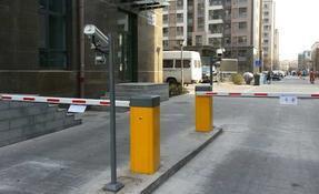 宁波牌照识别停车场管理系统