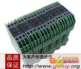 TK5211直流信号输入隔离器/一入一出