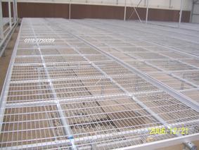苗床网,钢丝网,温室用网,苗圃网-鑫源网栏