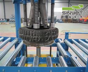 自动化轮胎装配生产线