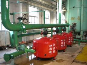 普蕾特浅层式过滤器污水过滤设备