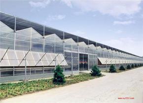 郑州大棚PC板温室土地绿化工艺