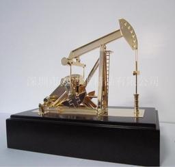 抽油机模型--油田礼品
