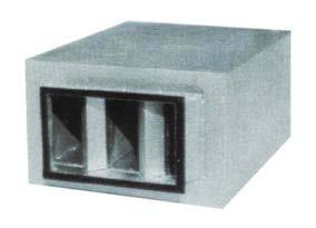ZP100管道式消声器