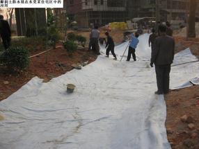 GCL土工聚合粘土衬垫
