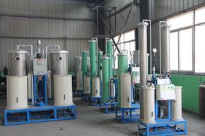 全自动钠离子交换器维修及故障处理方法