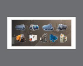 美国富尔顿各类型锅炉