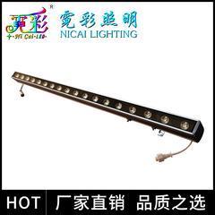 厂家直销霓彩LED大功率洗墙灯线条灯18W24W36W
