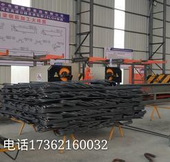 厂家直销方特路桥YGTB-32立式数控钢筋弯曲中心
