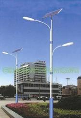 太阳能路灯在农村道路的安装使用情况