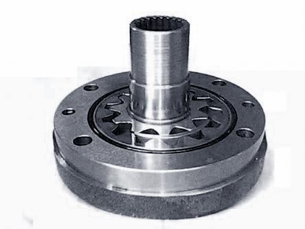 搅拌车液压泵配件图片