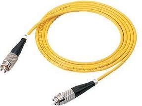 3米电信级单芯FC双头尾纤跳线