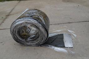 丁基钢板止水带 钢板橡胶腻子止水带